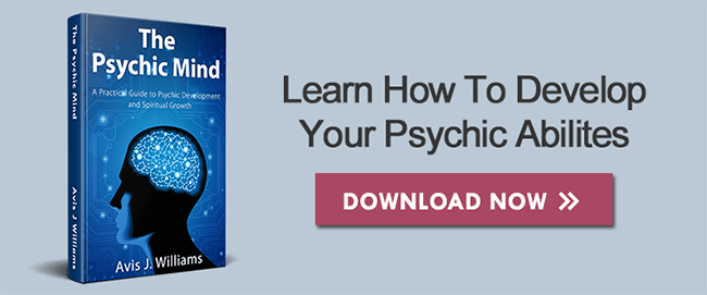 psychic mind - psychic development book